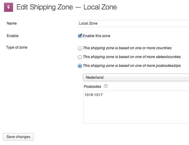 Table-Rate-Shipping-Zone-Zip