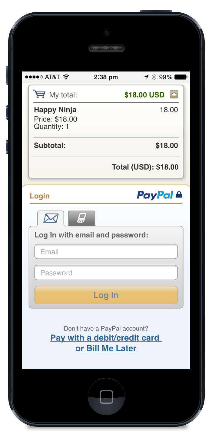 Paypal Digital Goods For Express Checkout Woothemes
