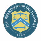 Seal of the US Department of Treasury