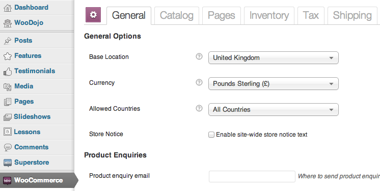WooCommerce-Currency-Settings