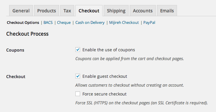 WooCommerce-Settings-Checkout-Process