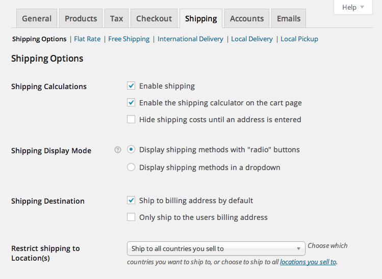WooCommerce-Settings-Shipping-Options